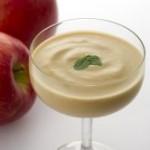 これぞ奇跡!レストラン山崎のりんごの冷製スープをお取り寄せ