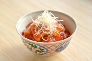 bs酢豚丼