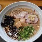 8年通い続ける札幌東区「らー麺 こぶし」 特製味噌ラーメン