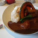 ROSSOカレーが格別!札幌ファクトリー近くのレトロ×モダンなカフェ