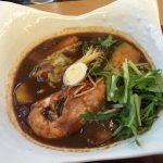 【旭川】FUJIYAMA(フジヤマ)でスープカレーランチ♪また食べたくなる化学調味料を使わない優しい美味しさ!